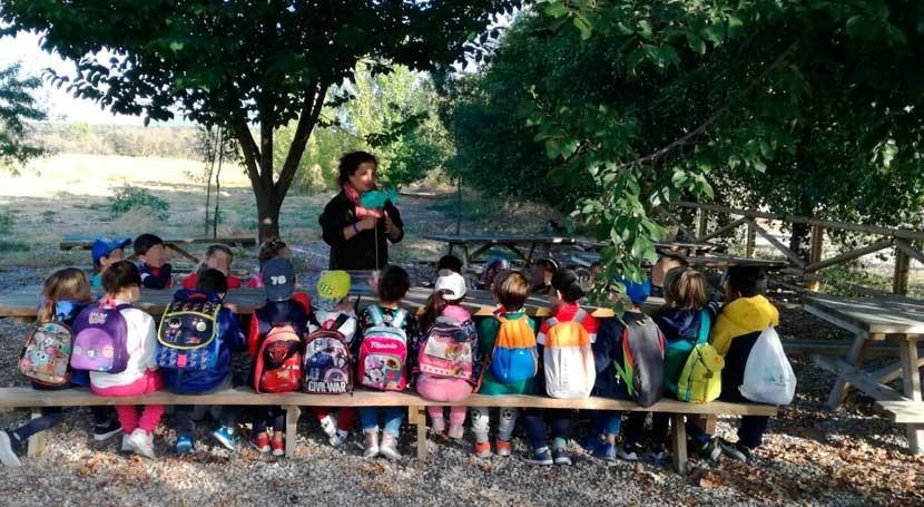 CHT apuesta educación ambiental concienciar niños cambio climático