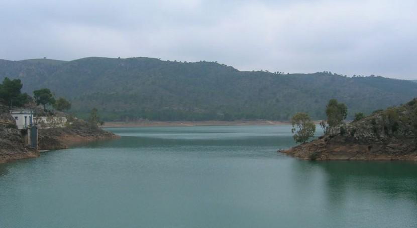 Embalse del Talave (Wikipedia/CC).