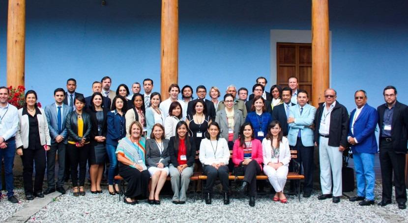 España aborda Guatemala retos financiación climática internacional