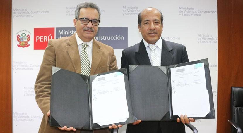 Gobierno Perú se ocupará tratamiento aguas residuales provincia Tambopata