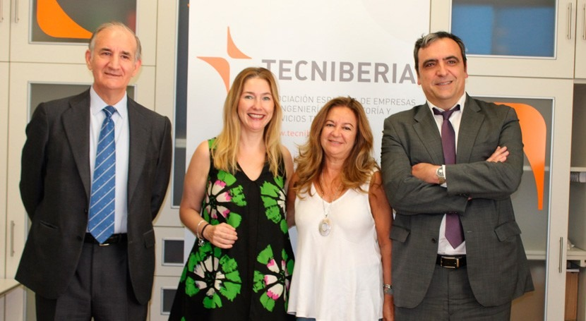 Tecniberia firma sindicatos nuevo convenio ingeniería