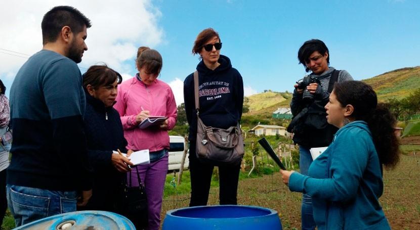 proyecto internacional busca reducir contaminación plaguicidas ecosistemas acuáticos