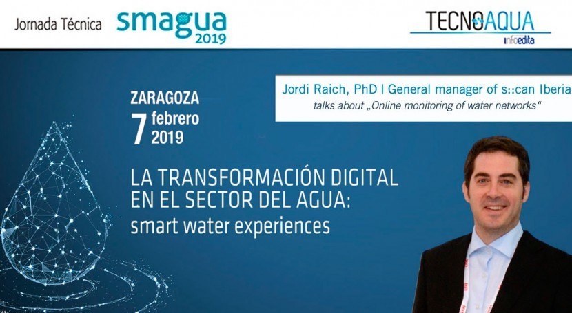 transformación digital sector agua: Smart Water Experiences