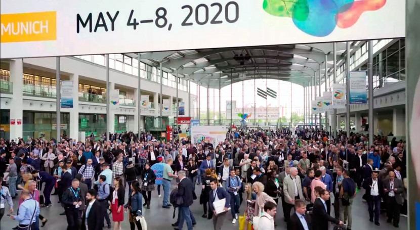 TecnoConverting Engineering estará presente IFAT Múnich