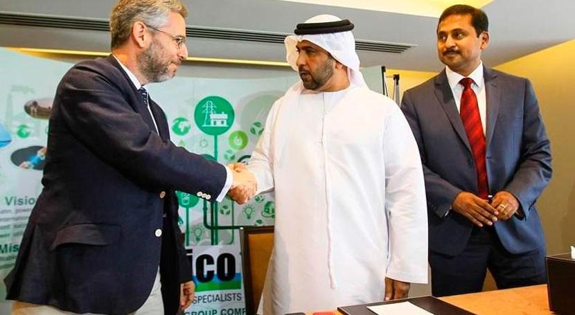 Tedagua realizará diseño y construcción desaladora Al Hamra Jazeerah Ras Al Khaimah