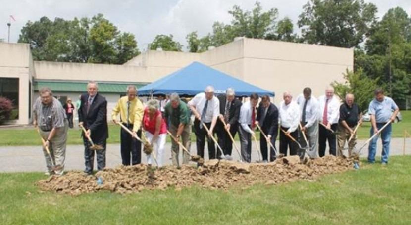 Tedagua ampliará depuradora Bee Creek, Kentucky, 40 millones euros