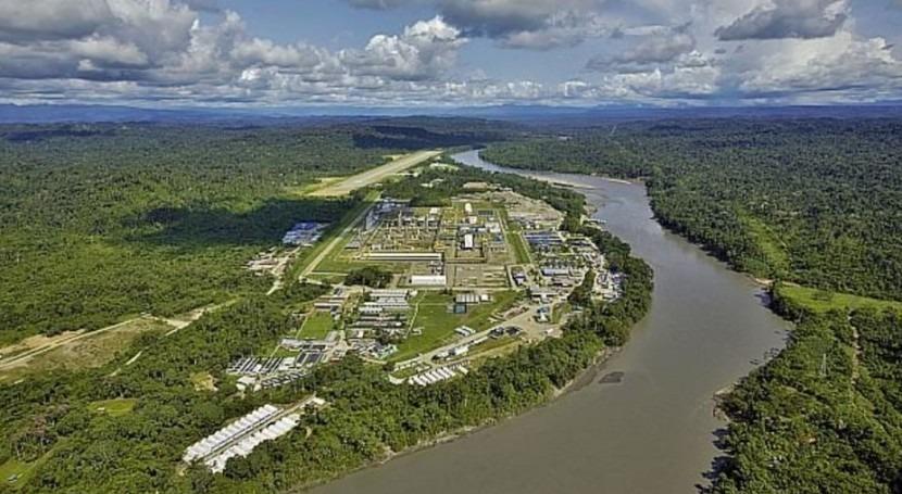 Tedagua ampliará sistema tratamiento aguas planta Malvinas separación gas