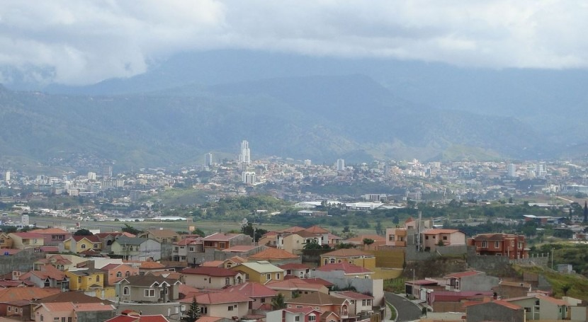 Tegucigalpa (Wikipedia/CC).