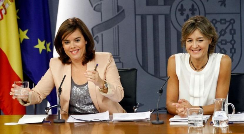 Tejerina aprobando los nuevos planes hidrol gicos for Ministros de espana