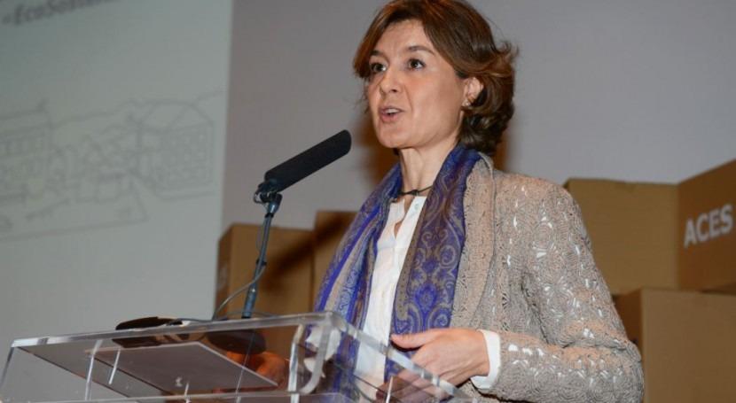 García Tejerina apuesta integrar medio ambiente desarrollo económico y social