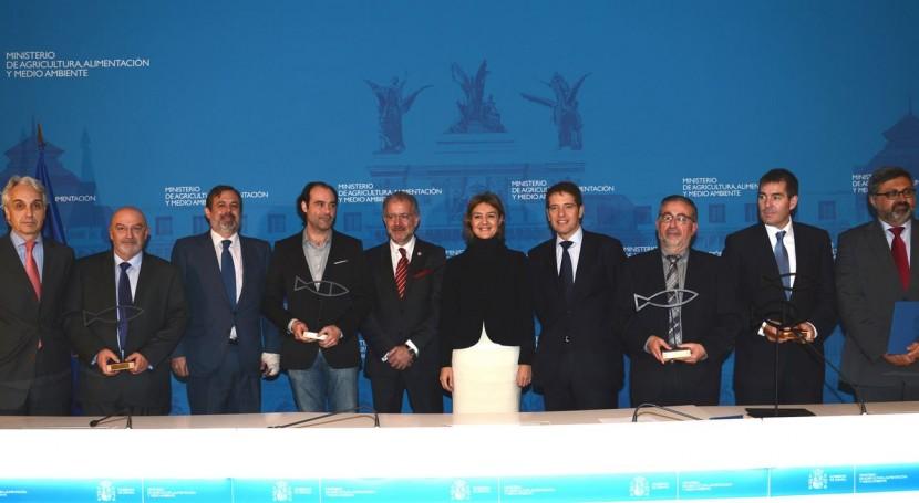 Entrega de los premios de la Fundación Fórum Ambiental Ciudad Sostenible