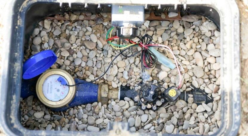 Boadilla implanta sistema telegestión optimizar consumo agua parques
