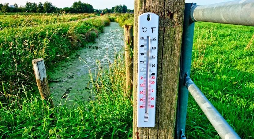 mortalidad calor España podría aumentar 6% subida temperaturas
