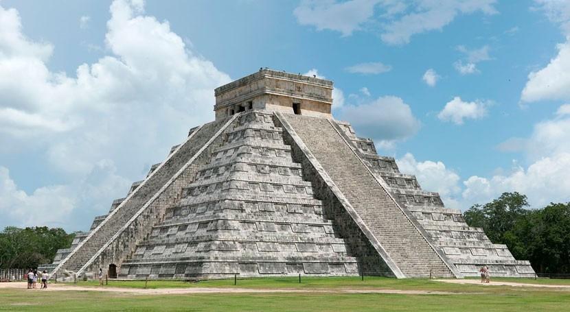 dependencia riego mayas pudo hacerles más vulnerales catástrofes naturales
