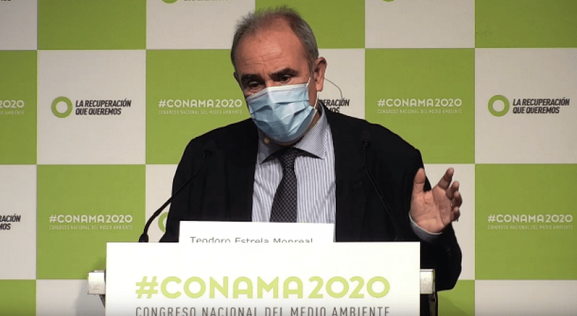 Nuevo curso política agua España