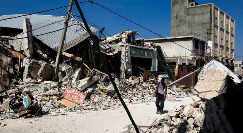 Crecimiento sostenible Haití: Cerca 70% hogares ya tienen acceso agua potable