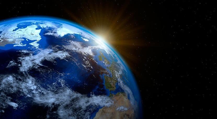 agua llegó Tierra formación Luna hace 4.400 millones años