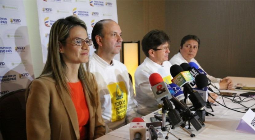 Todos Derroche: Colombia se une campaña tomar conciencia frente Niño