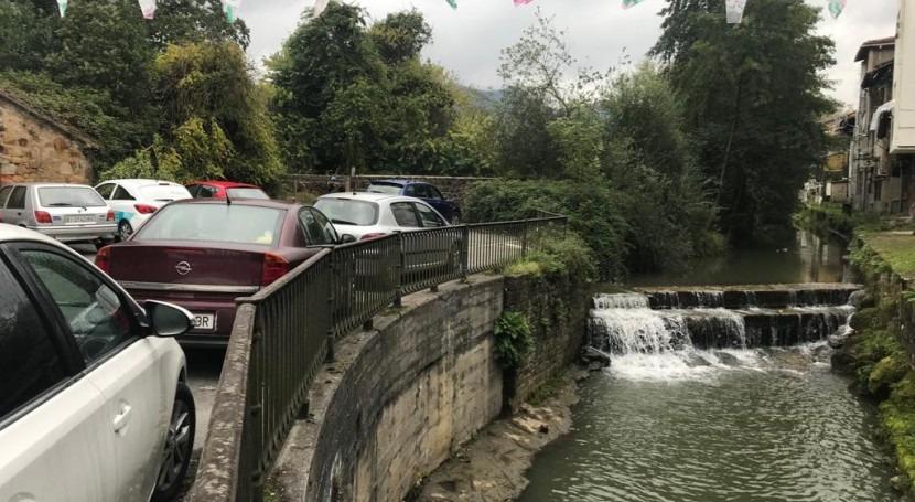 URA inicia obras adecuación tramo urbano arroyo Toloto paso Elorrio