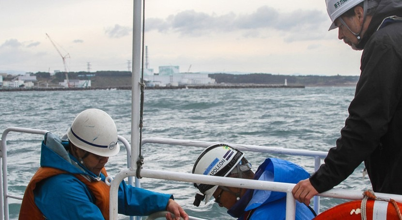 expertos derechos humanos, preocupados vertido agua tratada Fukushima