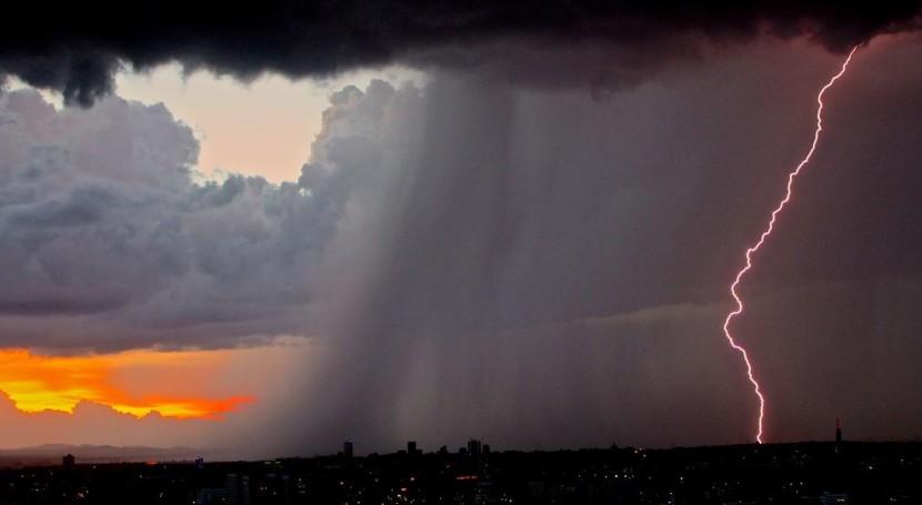 Los eventos extremos de lluvias con marcas históricas se han incrementado notablemente en los últimos treinta años (Pixabay).