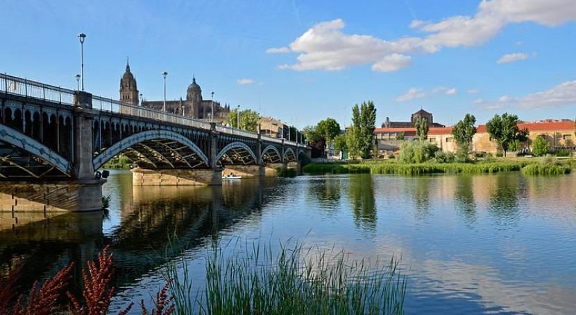 Se licita redacción proyectos EDAR tres municipios Salamanca