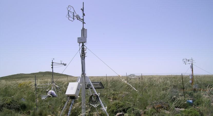 Ecosistemas semiáridos: menos lluvia, más CO2 liberado atmósfera