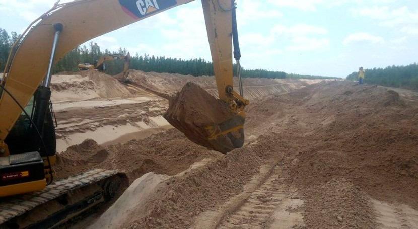 7 empresas compiten realizar trabajos cuenca Pilcomayo