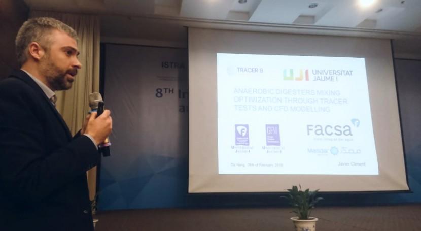 FACSA presenta Vietnam investigación digestores anaeróbios