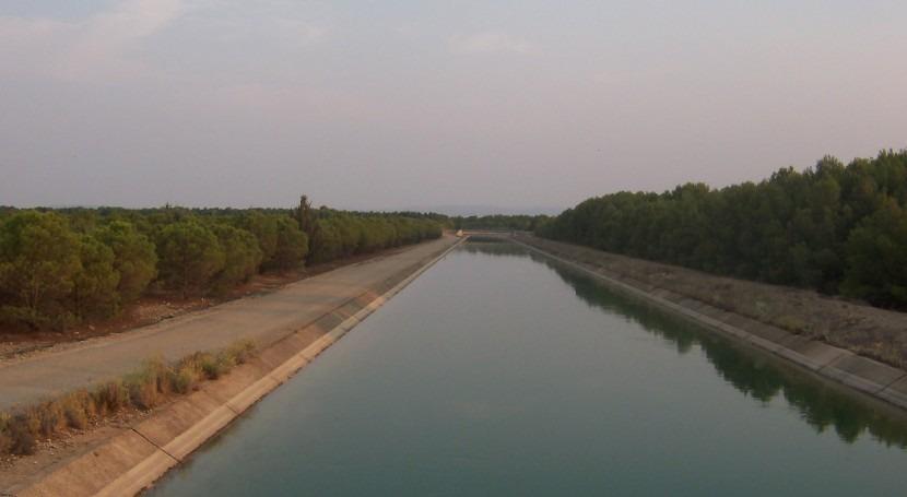 Valencia aboga alcanzar estrategia común agua Castilla- Mancha y Murcia