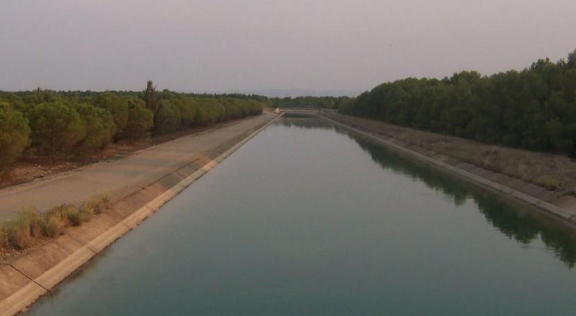 trasvase Tajo-Segura cierra enero envío agua primera vez historia