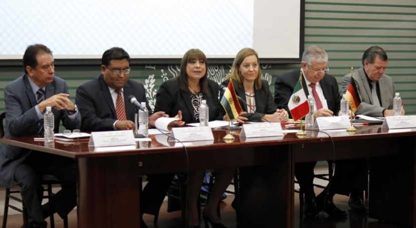 México, Bolivia y Alemania cooperan materia tratamiento aguas residuales y reúso agrícola
