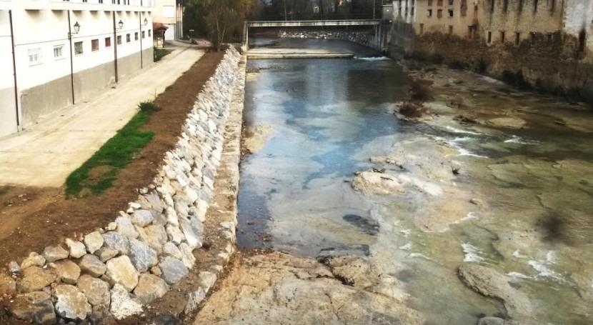 CHE instala dos nuevas estaciones aforo y acondiciona 38 más dañadas avenidas