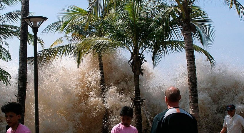 ¿Cómo evaluar riesgo tsunamis República Dominicana?