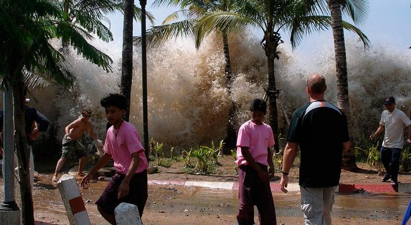 Desastres climáticos 2015: 60.000 muertos y 90 millones personas afectadas