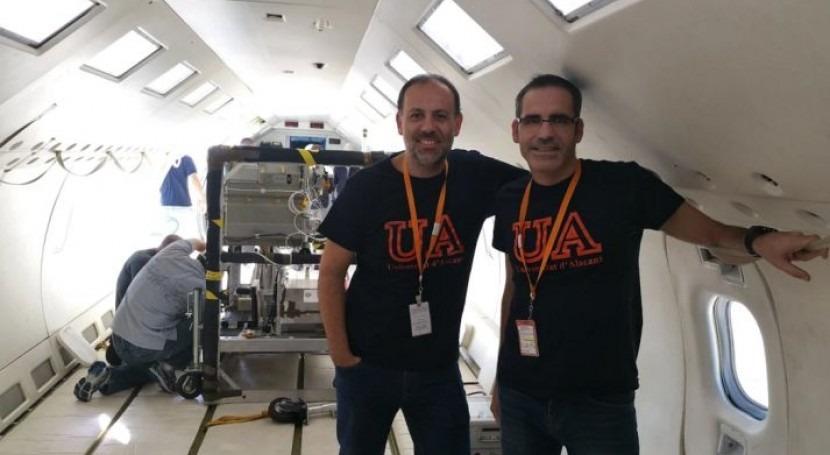 Prueban éxito NASA catalizadores que transforman orina nitrógeno y agua