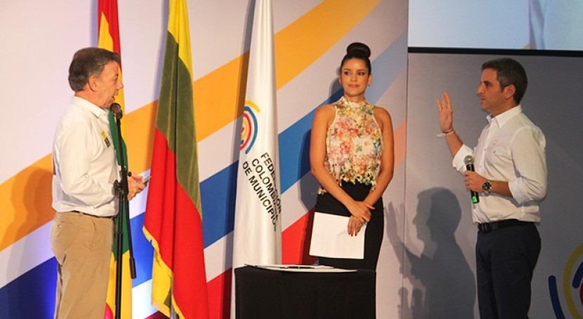8 millones colombianos acceso al agua 1ª vez, reto nuevo Viceministro Agua