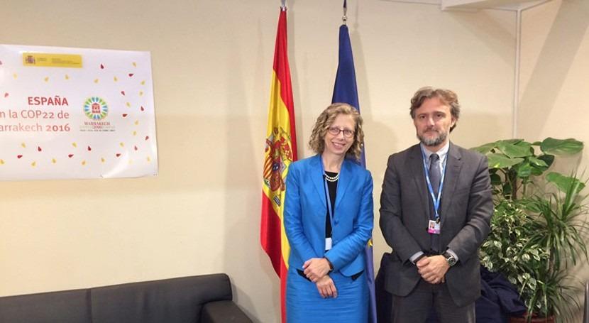 Andalucía cuenta apoyo UICN gestión Espacio Natural Doñana