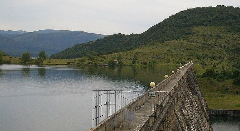 Embalse de Ullibarri