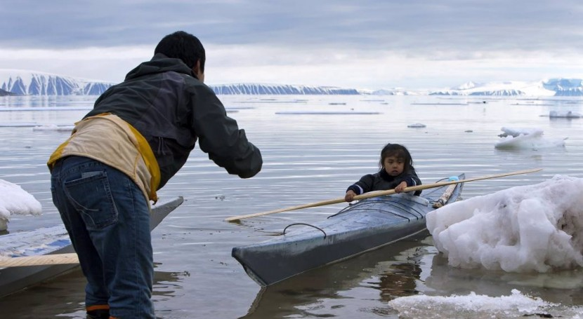 calentamiento global amenaza oasis ártico más importante