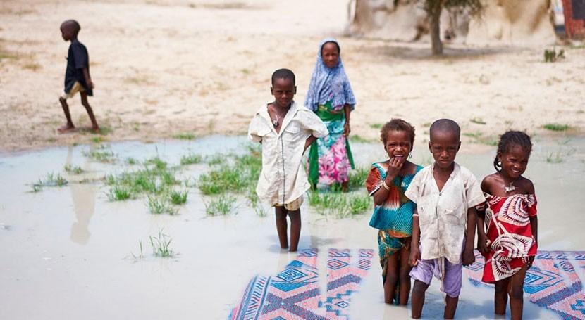 cólera amenaza 1,4 millones desplazados noreste Nigeria