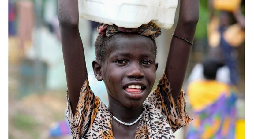 1 cada 3 personas mundo no tiene acceso agua potable