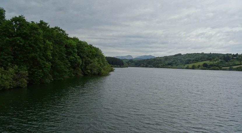 Conociendo cuenca Ebro: Embalse Urrúnaga, Álava