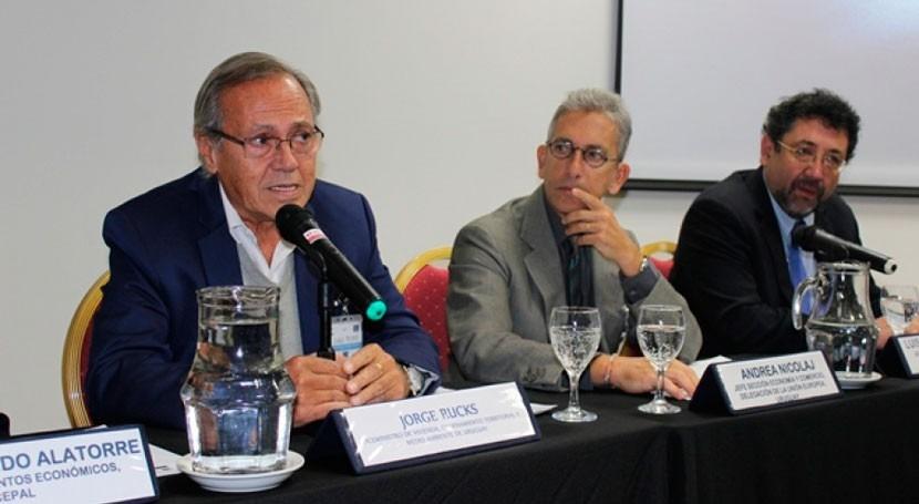Uruguay avanza construcción política nacional cambio climático