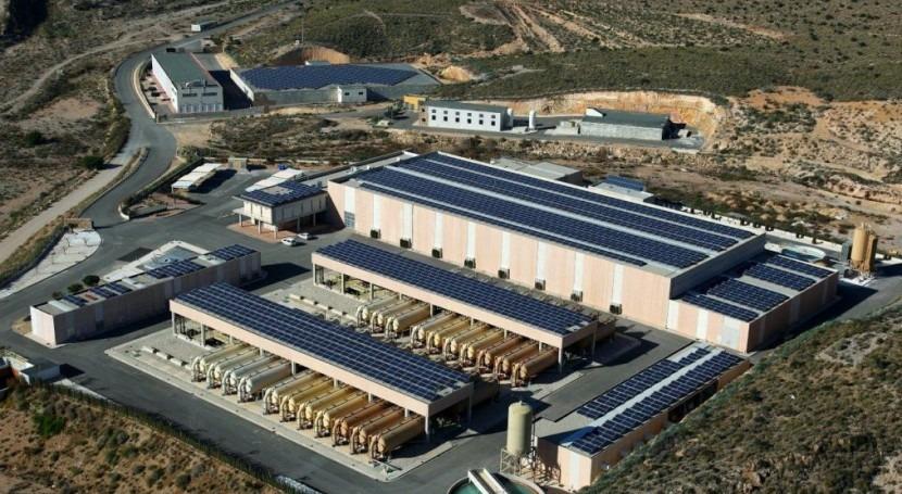 Cadagua finaliza plazo obras optimización energética Valdelentisco