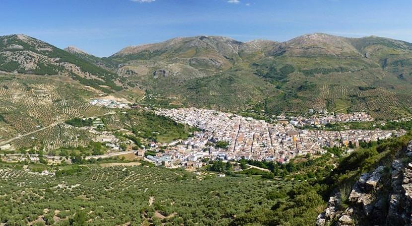 Confederación Hidrográfica Guadalquivir aborda limpieza cauces Valdepeñas Jaén