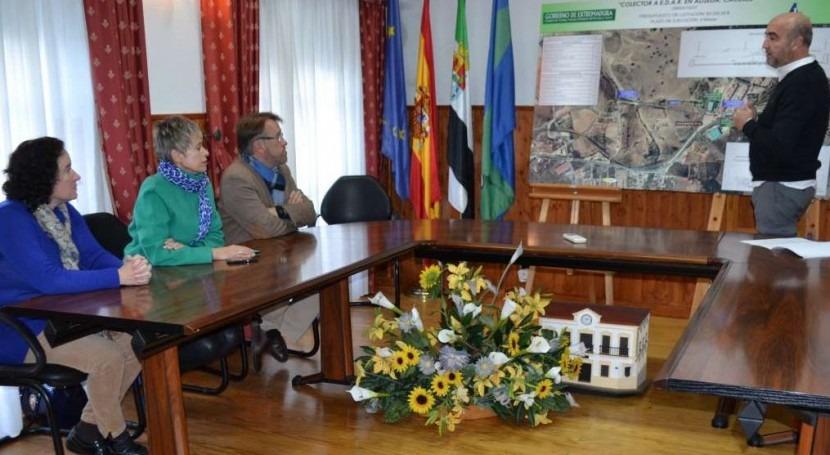 Gobierno extremeño destina más e 500.000 euros mejorar redes hidráulicas Valdesalor y Aliseda