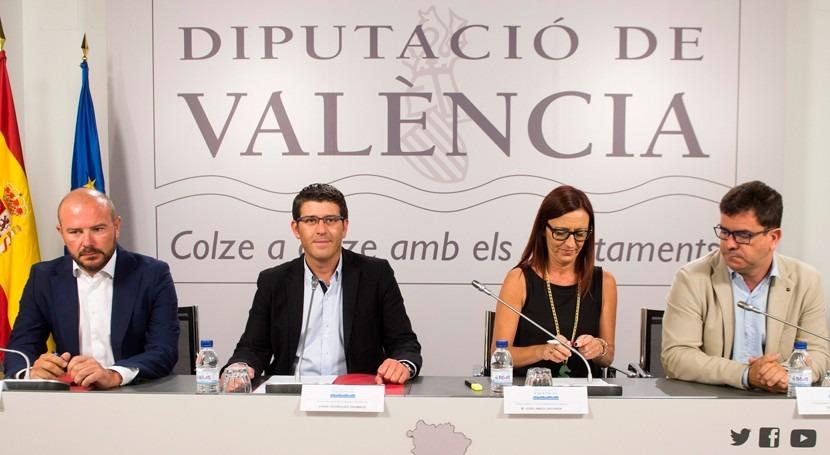 municipios valencianos invierten 11 millones euros saneamiento y abastecimiento