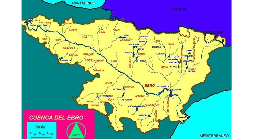 Adjudicado servicio gestión anual seguridad presas cuenca Ebro
