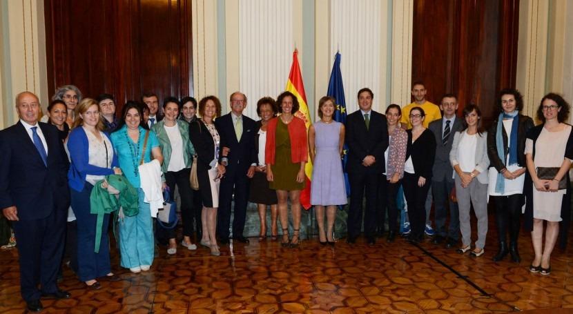 """Tejerina: """"España ha logrado situarse liderazgo lucha cambio climático"""""""